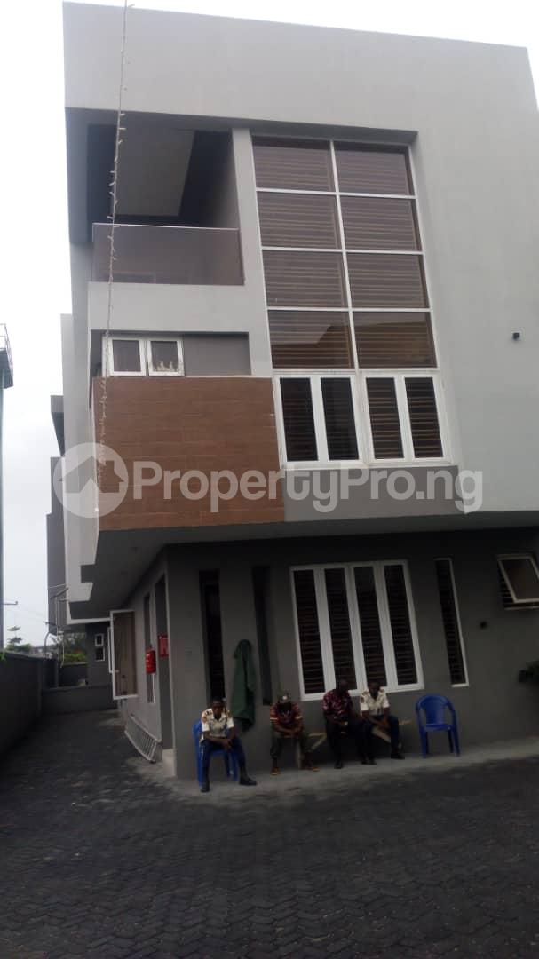 4 bedroom Semi Detached Duplex House for sale . Osapa london Lekki Lagos - 13