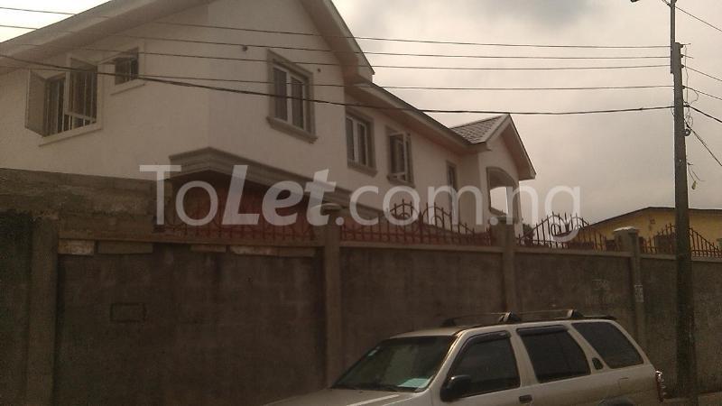 House for sale Ilupeju Road Ilupeju Lagos - 4