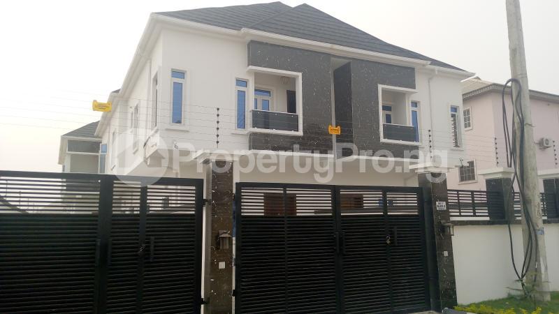 4 bedroom Semi Detached Duplex House for sale ... Ologolo Lekki Lagos - 0