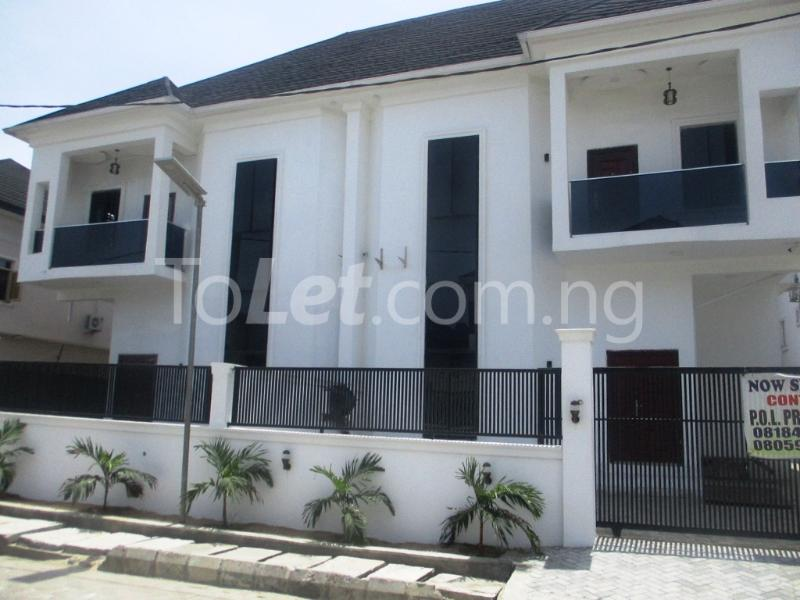4 bedroom House for sale - Osapa london Lekki Lagos - 14