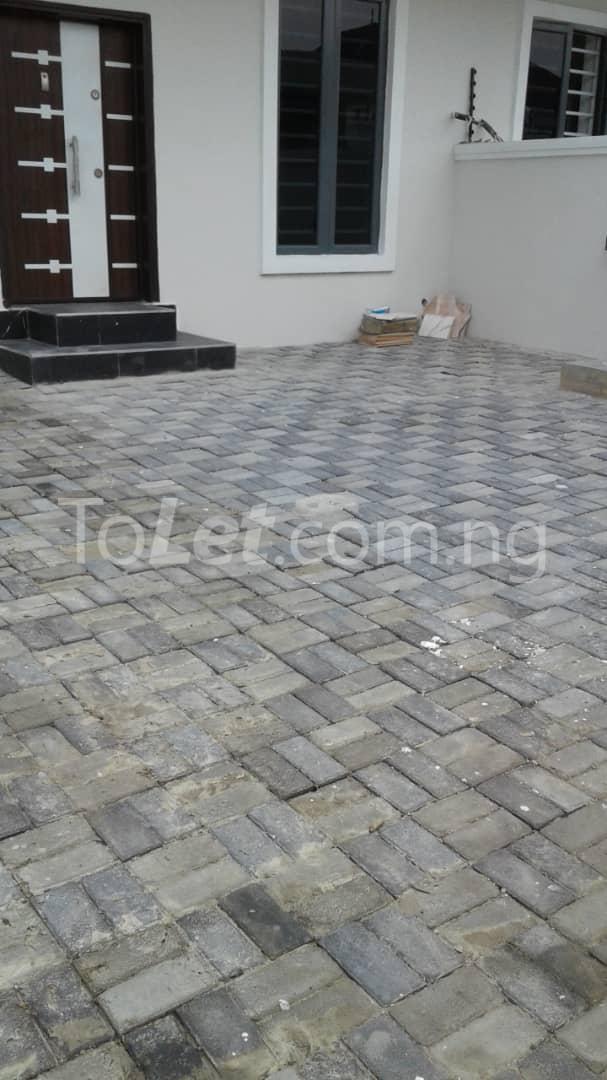 4 bedroom House for rent Estate Road 3 Ikota Lekki Lagos - 4