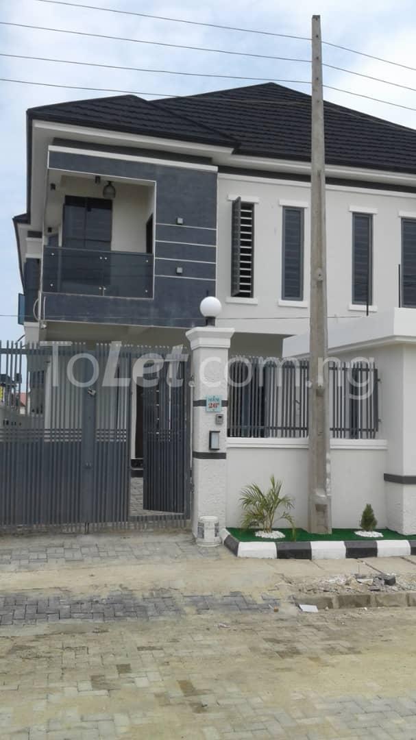 4 bedroom House for rent Estate Road 3 Ikota Lekki Lagos - 7