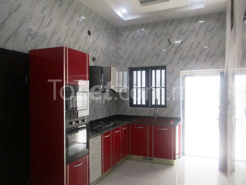 4 bedroom House for sale - Osapa london Lekki Lagos - 4