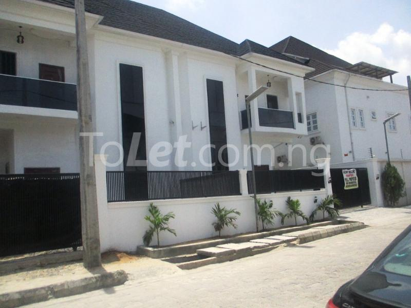 4 bedroom House for sale - Osapa london Lekki Lagos - 3