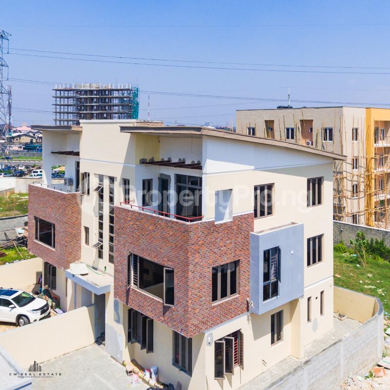 4 bedroom Semi Detached Duplex House for sale ONIRU Victoria Island Lagos - 3