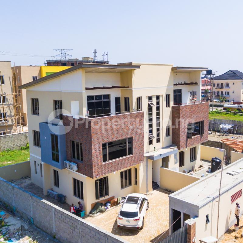 4 bedroom Semi Detached Duplex House for sale ONIRU Victoria Island Lagos - 2