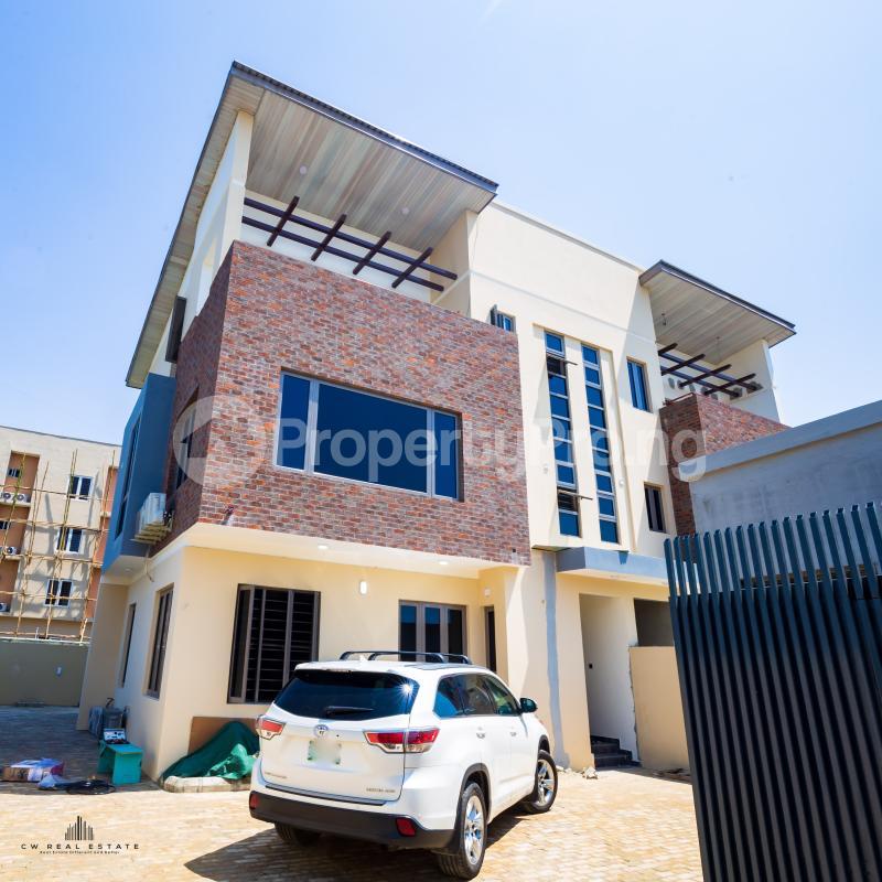 4 bedroom Semi Detached Duplex House for sale ONIRU Victoria Island Lagos - 1