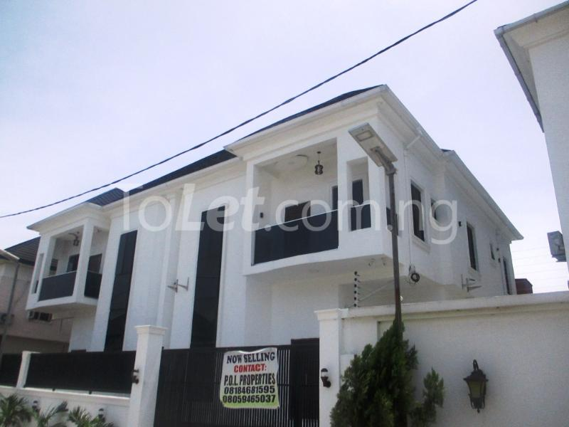 4 bedroom House for sale - Osapa london Lekki Lagos - 1