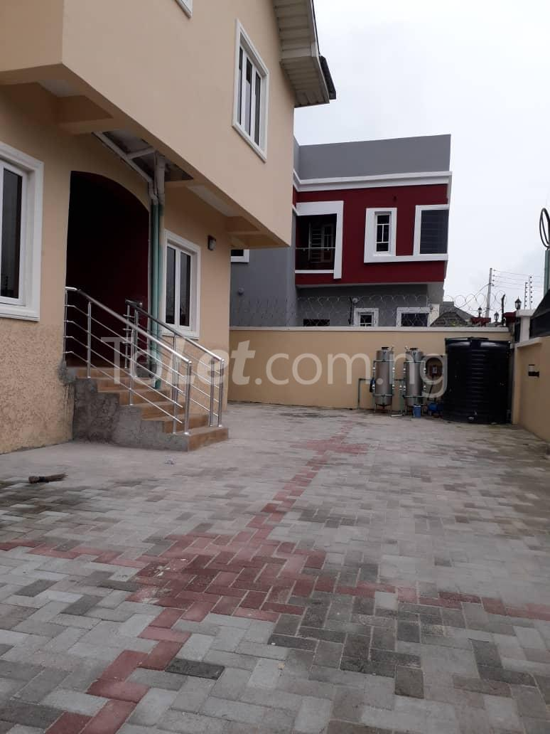 4 bedroom House for rent oral estate Lekki Lagos - 27