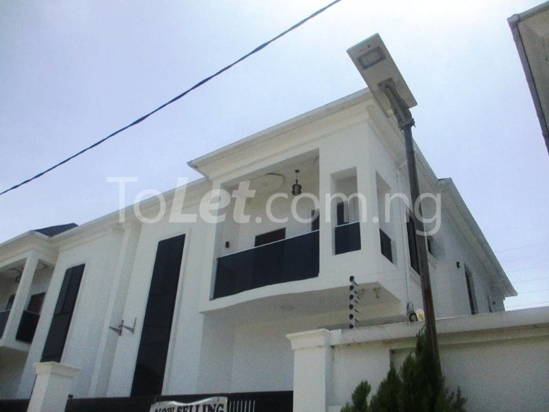 4 bedroom House for sale - Osapa london Lekki Lagos - 0