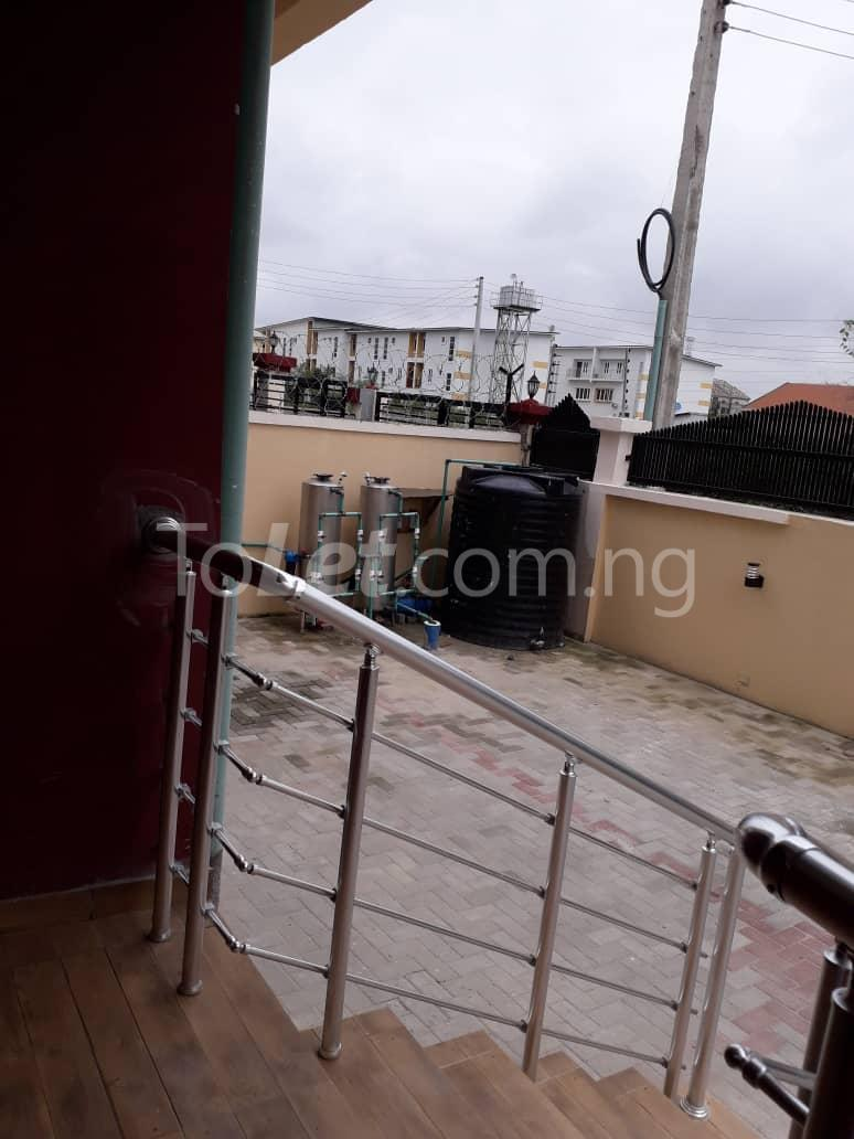 4 bedroom House for rent oral estate Lekki Lagos - 19