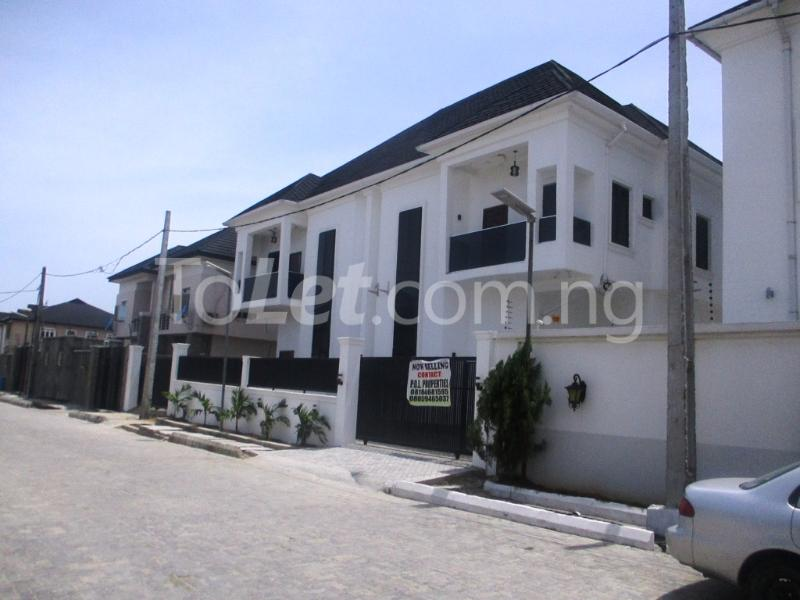 4 bedroom House for sale - Osapa london Lekki Lagos - 28