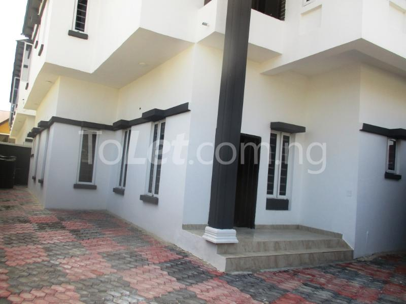 4 bedroom House for sale southernview estate Lekki Lagos - 32