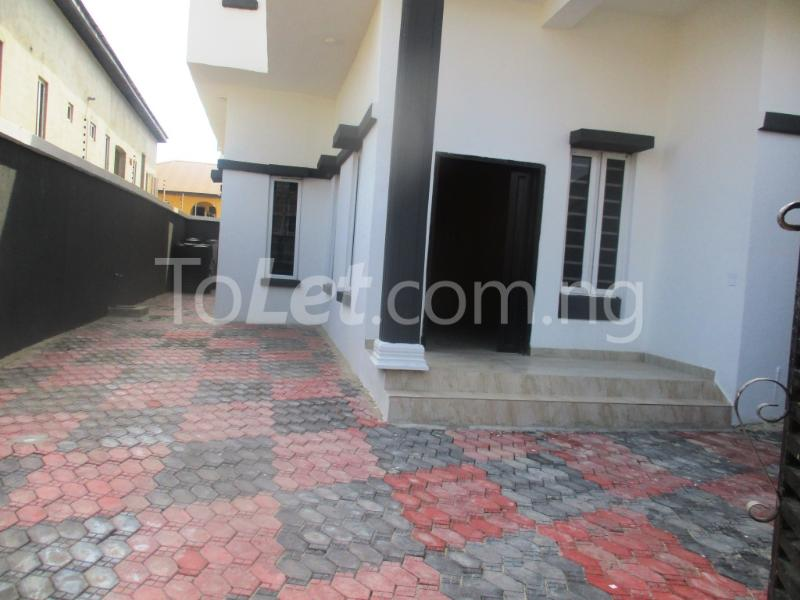 4 bedroom House for sale southernview estate Lekki Lagos - 31