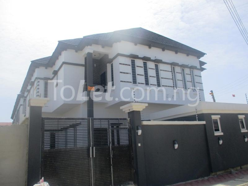 4 bedroom House for sale southernview estate Lekki Lagos - 27