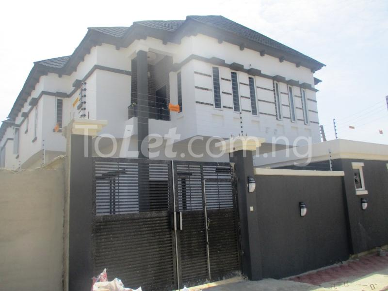 4 bedroom House for sale southernview estate Lekki Lagos - 29