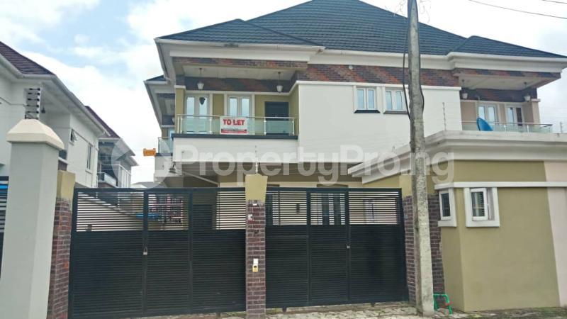 4 bedroom Semi Detached Duplex House for rent Idado Lekki Lagos - 0
