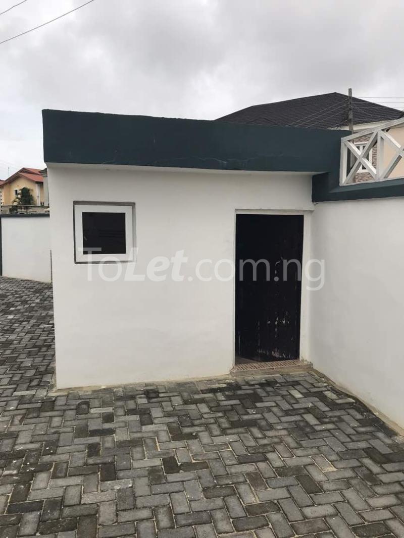 4 bedroom House for sale Elegushi Ikate Lekki Lagos - 3