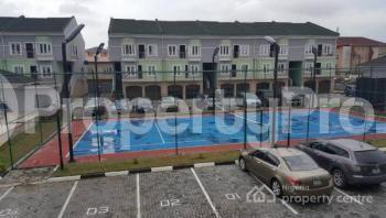4 bedroom Terraced Duplex House for rent Chevron road,lekki expressway chevron Lekki Lagos - 7