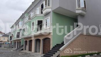 4 bedroom Terraced Duplex House for rent Chevron road,lekki expressway chevron Lekki Lagos - 1