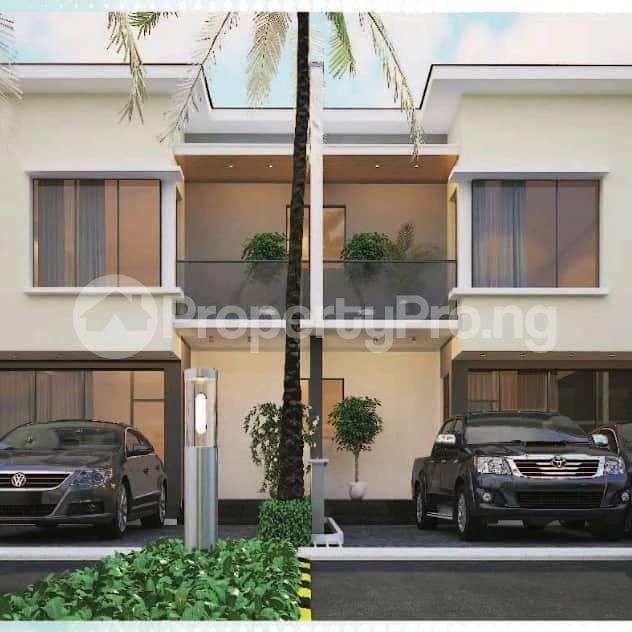 4 bedroom Semi Detached Duplex House for sale Along oworonshoki expressway, beside Global impact Church Ogudu Road Ojota Lagos - 0