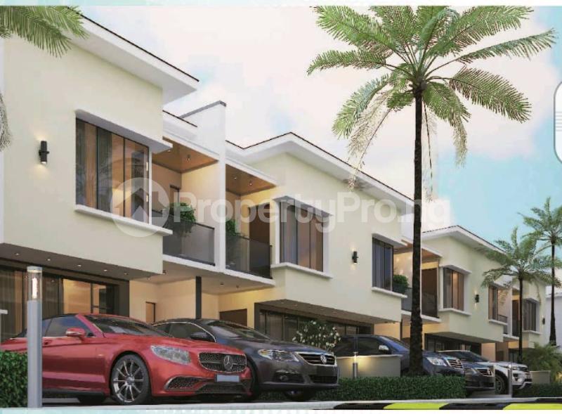 4 bedroom Semi Detached Duplex House for sale Along oworonshoki expressway, beside Global impact Church Ogudu Road Ojota Lagos - 3