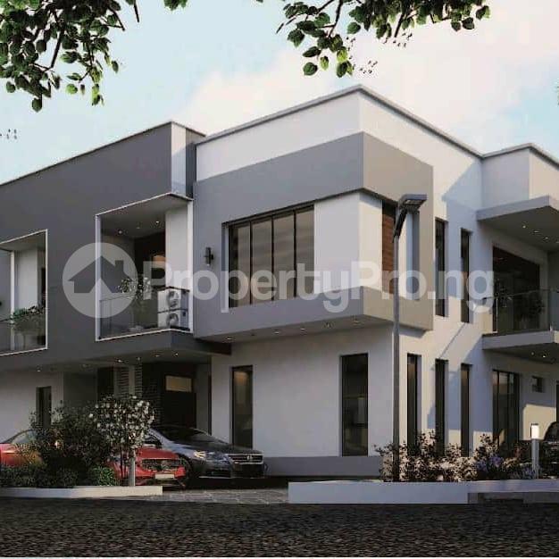 4 bedroom Semi Detached Duplex House for sale Along oworonshoki expressway, beside Global impact Church Ogudu Road Ojota Lagos - 2