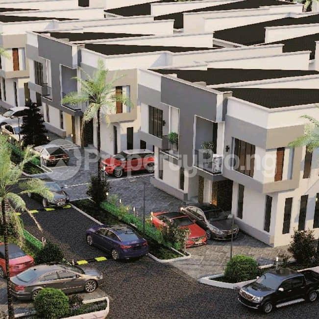4 bedroom Semi Detached Duplex House for sale Along oworonshoki expressway, beside Global impact Church Ogudu Road Ojota Lagos - 1