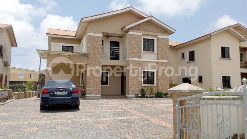 4 bedroom Detached Duplex House for sale Buena Vista Estate, Off Orchid Road Lekki Lekki Phase 2 Lekki Lagos - 36