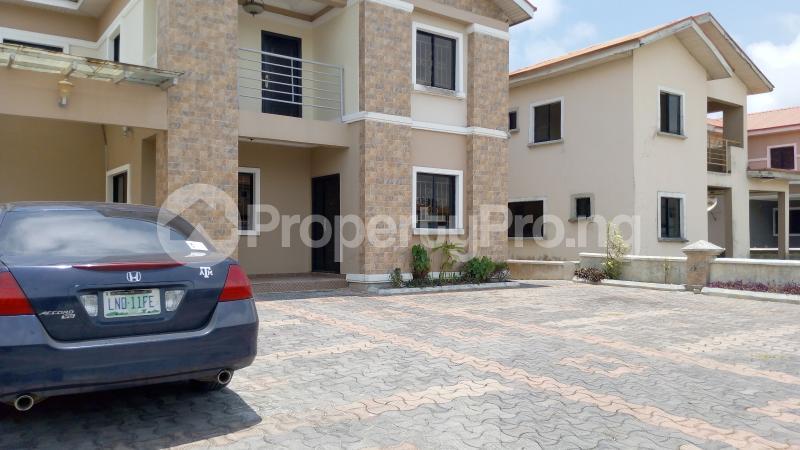 4 bedroom Detached Duplex House for sale Buena Vista Estate, Off Orchid Road Lekki Lekki Phase 2 Lekki Lagos - 37