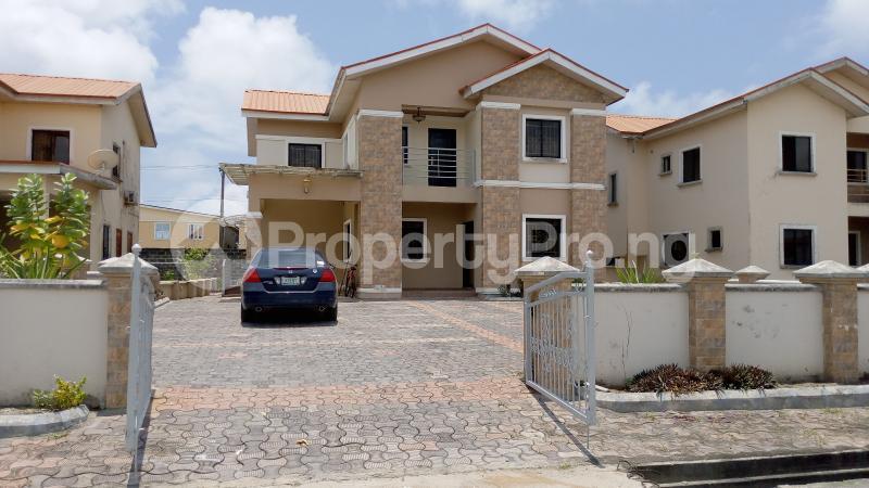 4 bedroom Detached Duplex House for sale Buena Vista Estate, Off Orchid Road Lekki Lekki Phase 2 Lekki Lagos - 0