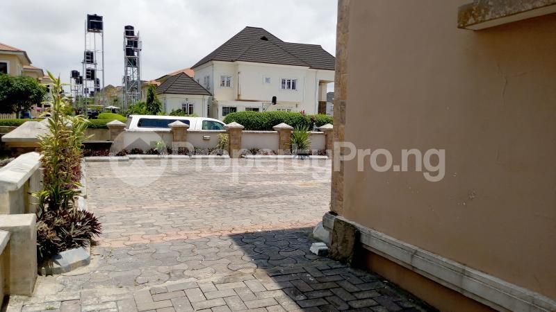 4 bedroom Detached Duplex House for sale Buena Vista Estate, Off Orchid Road Lekki Lekki Phase 2 Lekki Lagos - 34