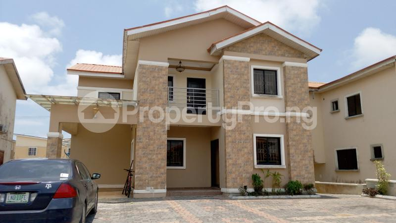 4 bedroom Detached Duplex House for sale Buena Vista Estate, Off Orchid Road Lekki Lekki Phase 2 Lekki Lagos - 1