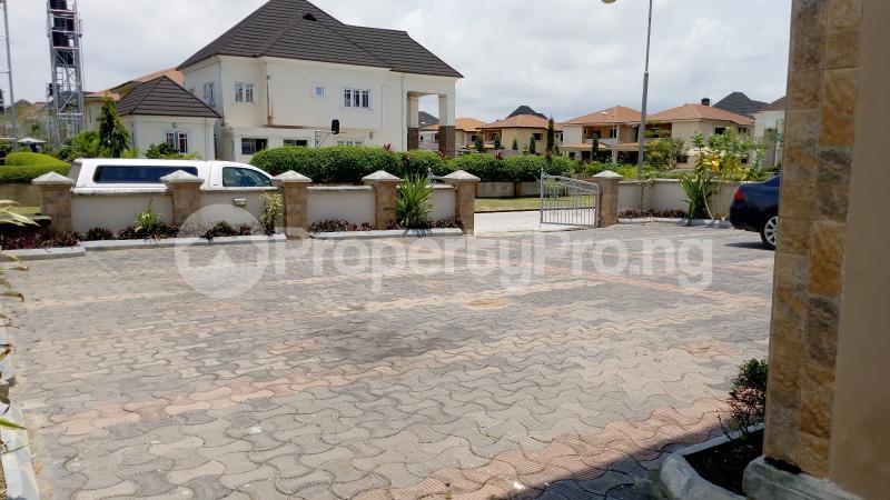 4 bedroom Detached Duplex House for sale Buena Vista Estate, Off Orchid Road Lekki Lekki Phase 2 Lekki Lagos - 35