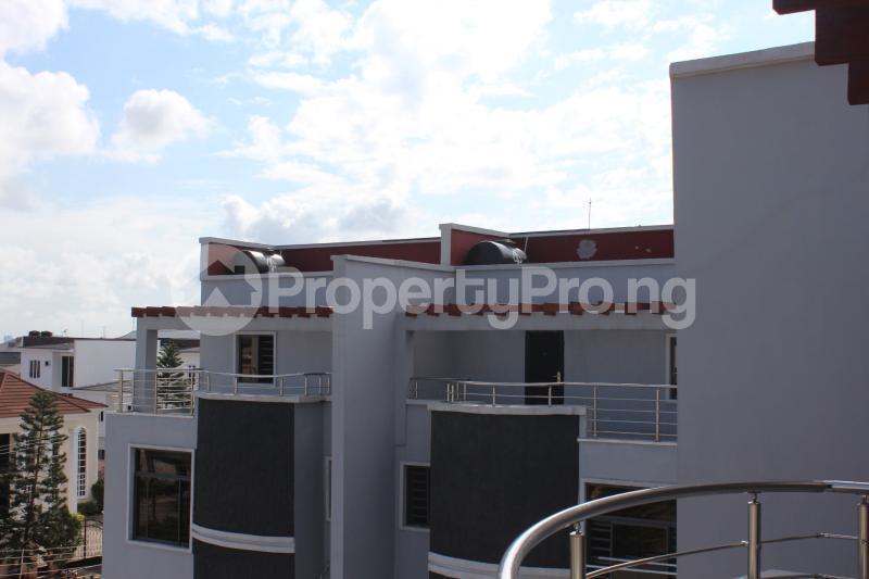 4 bedroom Terraced Duplex House for rent Lekki Phase 1 Lekki Lagos - 11