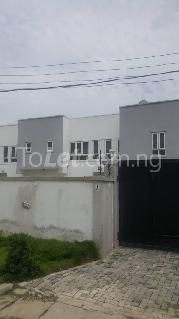 4 bedroom House for rent Bakare Estate Agungi Lekki Lagos - 1