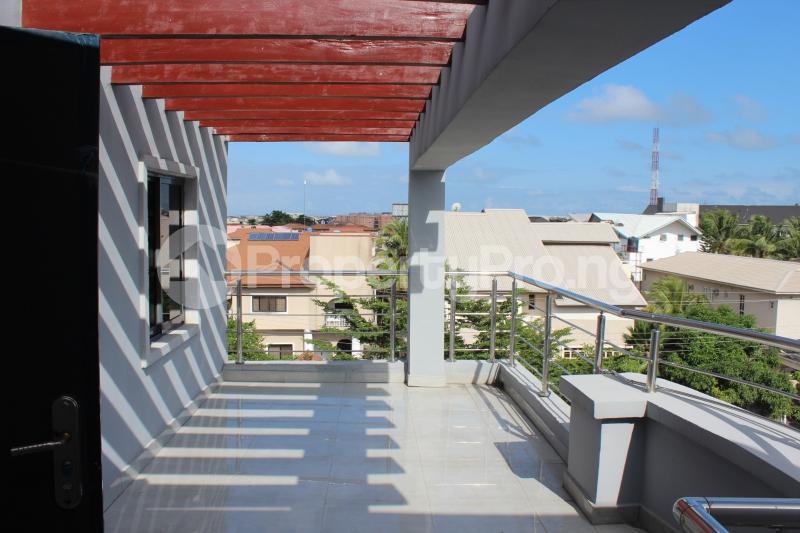4 bedroom Terraced Duplex House for rent Lekki Phase 1 Lekki Lagos - 7
