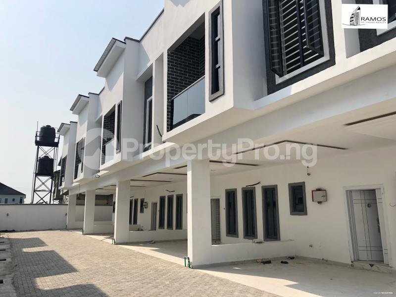 4 bedroom Terraced Duplex House for sale Orchid Road  Lekki Phase 2 Lekki Lagos - 1