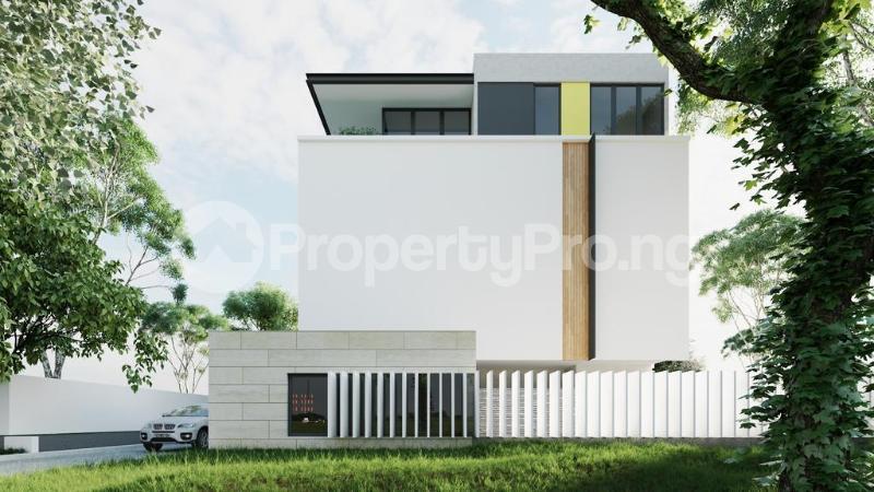 4 bedroom Terraced Duplex House for sale Parkview Estate Ikoyi Lagos - 3