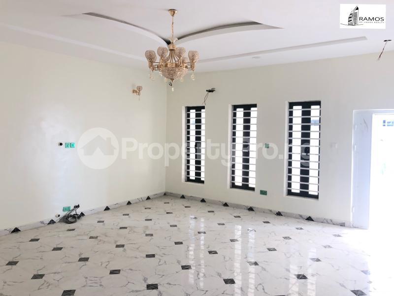 4 bedroom Terraced Duplex House for sale Orchid Road  Lekki Phase 2 Lekki Lagos - 2