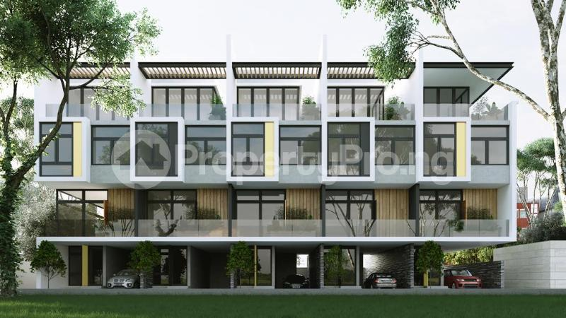4 bedroom Terraced Duplex House for sale Parkview Estate Ikoyi Lagos - 2