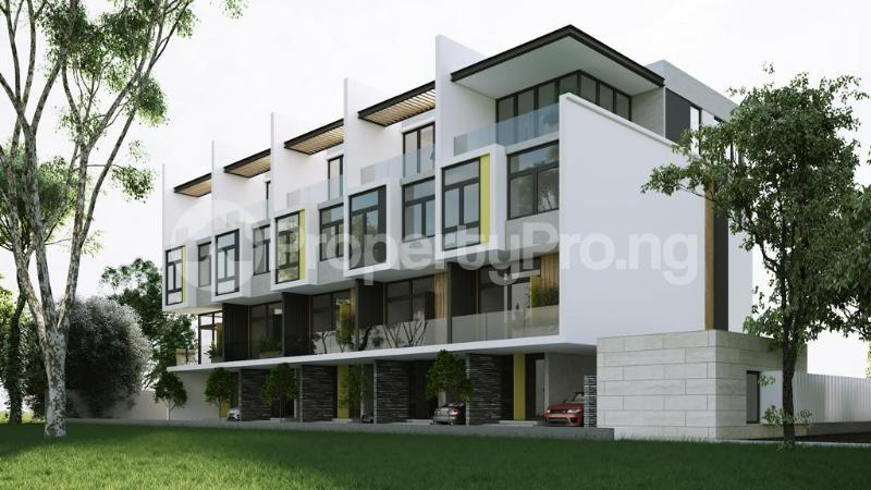 4 bedroom Terraced Duplex House for sale Parkview Estate Ikoyi Lagos - 0