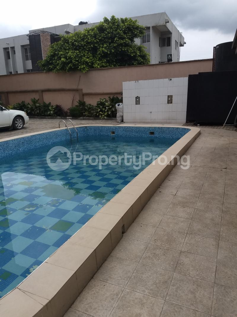 4 bedroom Terraced Duplex House for rent - Ikeja GRA Ikeja Lagos - 11