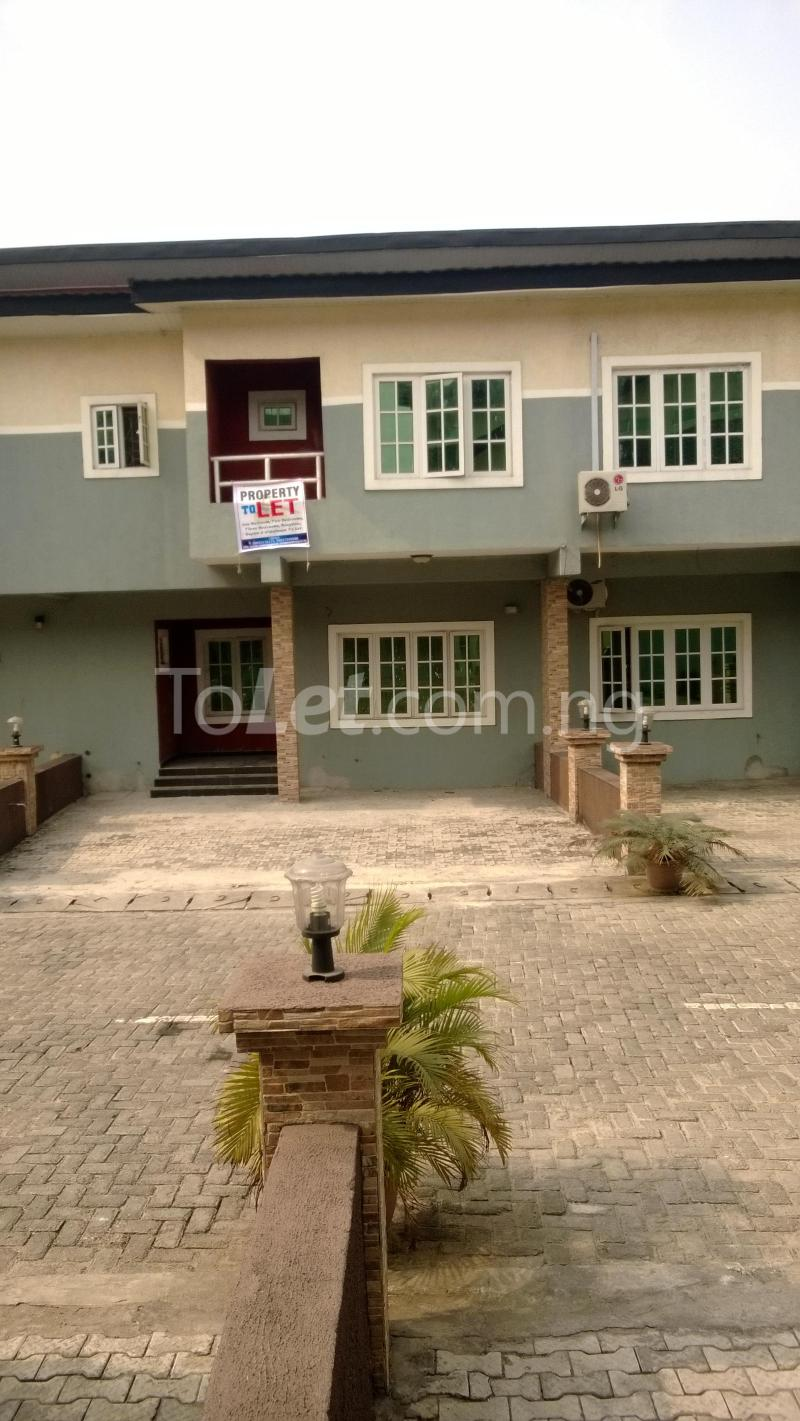 House for sale Lekki Gardens Estate No. 6 Ilom Street, Woji Port ...