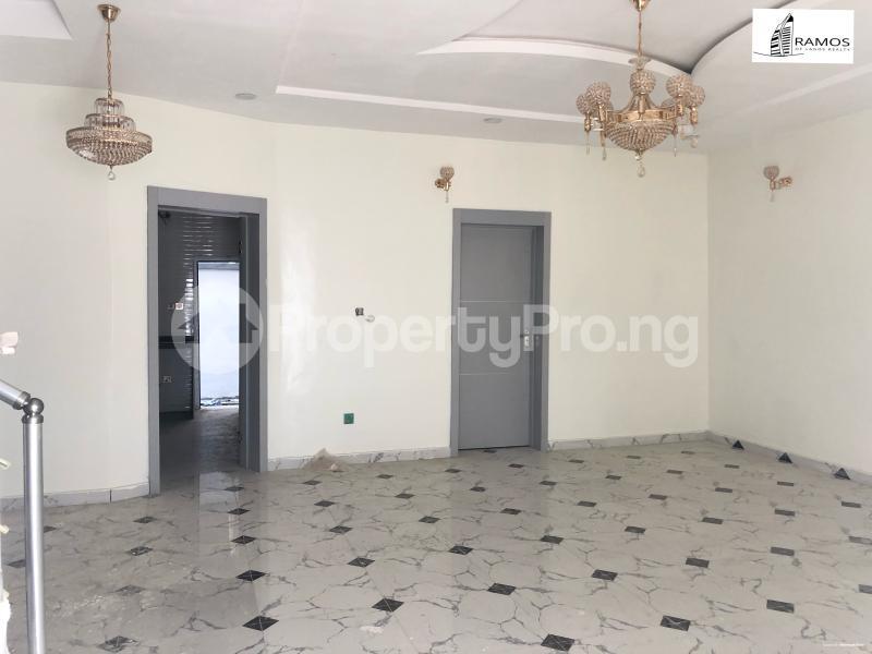 4 bedroom Terraced Duplex House for sale Orchid Road  Lekki Phase 2 Lekki Lagos - 3