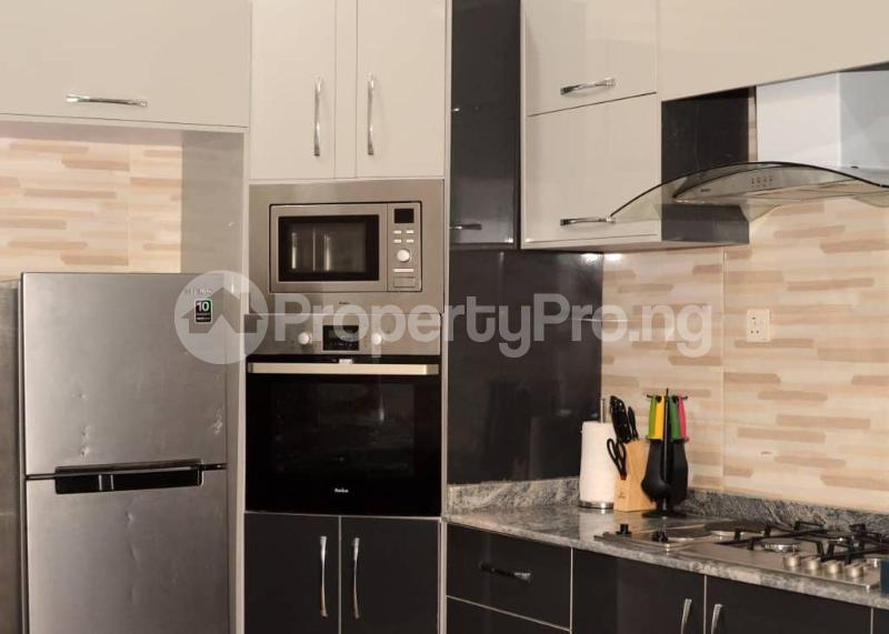 4 bedroom Terraced Duplex House for shortlet - Lekki Lagos - 20