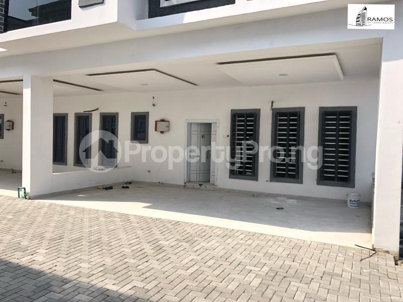4 bedroom Terraced Duplex House for sale Orchid Road  Lekki Phase 2 Lekki Lagos - 0
