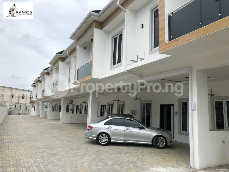 4 bedroom Terraced Duplex House for rent Orchid Road Lekki Phase 2 Lekki Lagos - 0