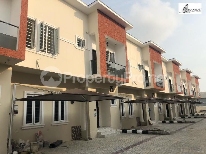 4 bedroom Terraced Duplex House for rent Orchid Road Lekki Phase 2 Lekki Lagos - 1