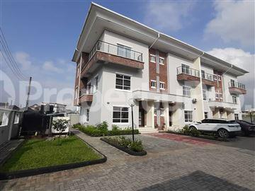 Terraced Duplex House for sale Elegushi Ikate Lekki Lagos - 1